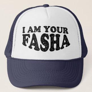 Ich bin Ihr Fasha - Vatertag Baseballkappe