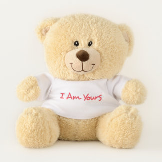 Ich bin Ihr Teddybär