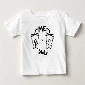 Ich bin Ihre Puppenspielervölker Baby T-shirt