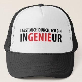 Ich bin Ingenieur Truckerkappe