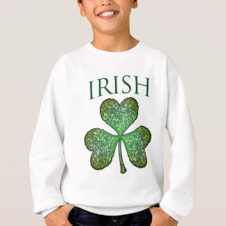 Ich bin irisch! Glücklichen St Patrick Tag Sweatshirt