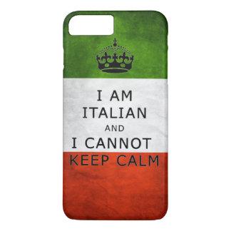 ich bin italienisch und ich kann ruhigen iPhone 8 plus/7 plus hülle