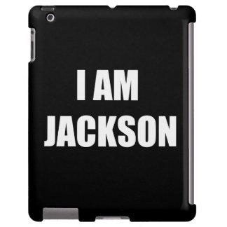 ICH BIN JACKSON iPad HÜLLE