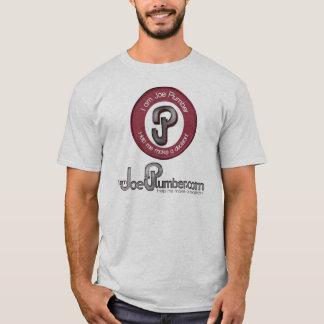Ich bin Joe, den der Klempner mir helfen, eine T-Shirt