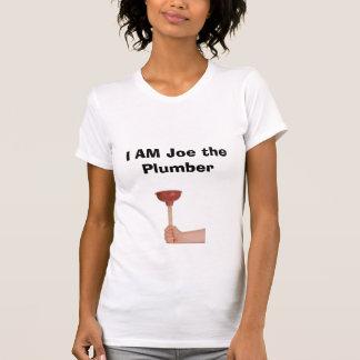 ICH BIN Joe der Klempner T-Shirt