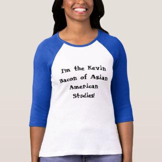 Ich bin Kevin Bacon der asiatischen amerikanischen T-Shirt