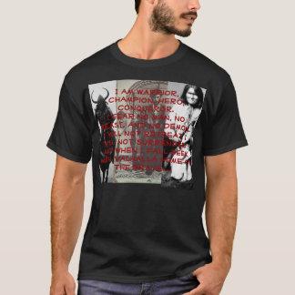ICH BIN KRIEGER T-Shirt