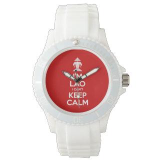 Ich bin Lao, den ich Ruhe nicht behalten kann Uhr