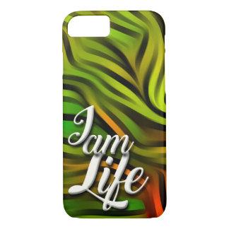 Ich bin Leben iPhone 8/7 Hülle