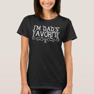 Ich bin Lieblingsdie tochter-Dunkelheit des Vatis T-Shirt