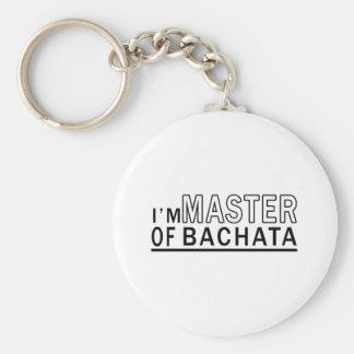 Ich bin Meister von Bachata Tanz Schlüsselanhänger