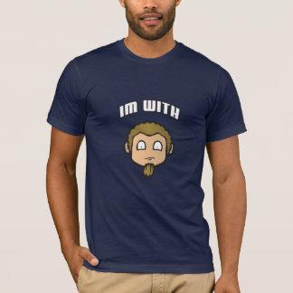 ich bin mit delicategenius T-Shirt