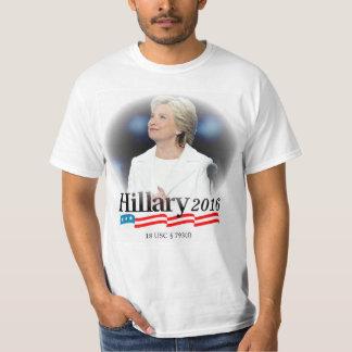 Ich bin mit Hillary 2016 T-Shirt