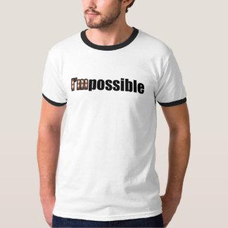 Ich bin mögliches Shirt (Bronze)