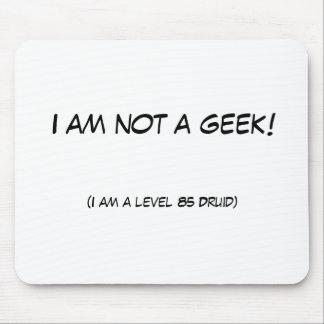 Ich bin nicht ein Aussenseiter! Mousepad
