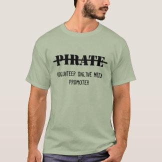 Ich bin nicht ein Pirat, ich bin ein freiwilliger T-Shirt