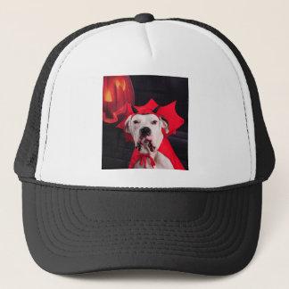 Ich bin nicht ein Teufel-Hund! Truckerkappe