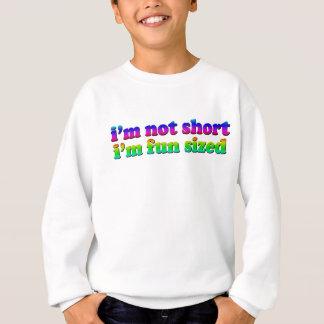 Ich bin nicht ich bin der sortierte Spaß kurz Sweatshirt