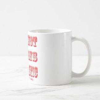 Ich bin nicht immer manchmal ich schlafe kaffeetasse