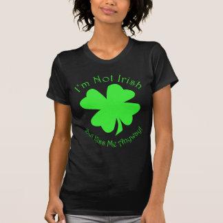 Ich bin nicht irisch shirts