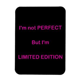 Ich bin NICHT PERFEKT, ABER ich bin BEGRENZTE Magnet