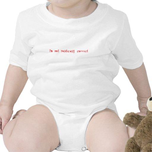 Ich bin nicht politisch korrekt T-Shirts