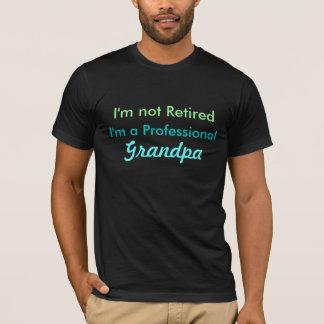 Ich bin nicht zurückgezogen ich bin ein T-Shirt
