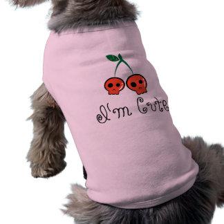 Ich bin niedlicher Kirschschädel-HundeT - Shirt