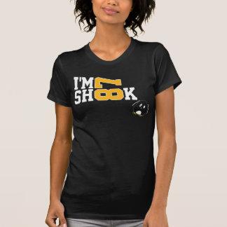 Ich bin rüttelte T-Shirt
