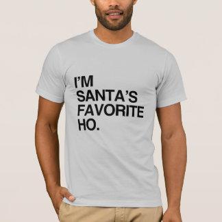 Ich bin SANKT LIEBLING HO - .png T-Shirt