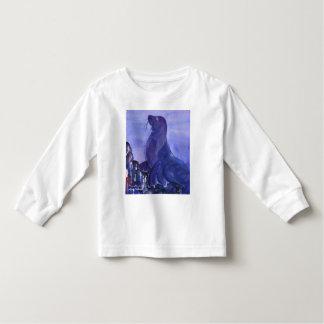 Ich bin Seelöwe, höre mich zu brüllen! Kleinkind T-shirt