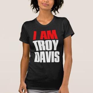 ICH BIN T - SHIRT TROJAS DAVIS