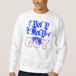 Ich bin, Typ ein romantisches Sweatshirt