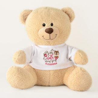 """""""Ich bin über Sie"""" der Teddybär des"""