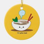 Ich bin wirkliches Pho Ornamente