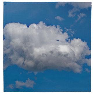 Ich bin Wolke Serviette