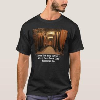 ICH BRAUE DAS BIER, DAS ICH TRINKE T-Shirt