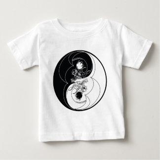 Ich-Ching-Drachen Baby T-shirt