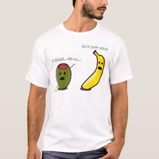 Ich denke, Olive… T-Shirt
