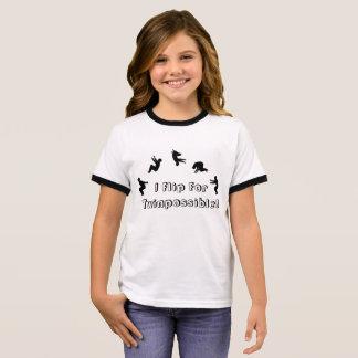 Ich drehe für Twinpossible T - Shirt um!