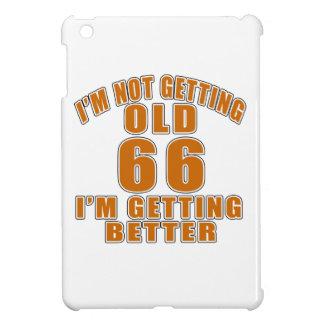 ICH ERHALTE NICHT ALTE 66, DIE ICH MICH VERBESSERE iPad MINI COVER