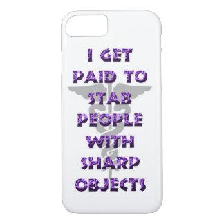 Ich erhalte zahlend, Leute mit scharfen iPhone 7 Hülle