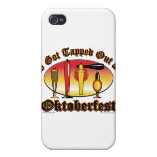 Ich erhielt heraus bei Oktoberfest angestochen iPhone 4 Case