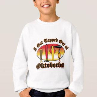 Ich erhielt heraus bei Oktoberfest angestochen Sweatshirt