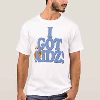 """Ich erhielt Kidz"" T - Shirt"
