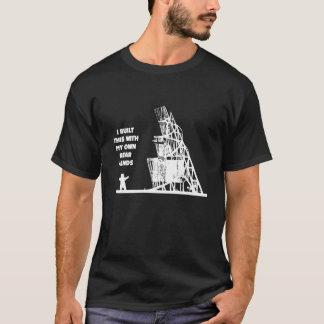 Ich errichtete dieses mit meines eigenen T-Shirt