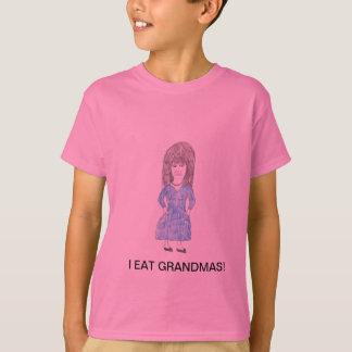 ICH ESSE GROSSMÜTTER! T-Shirt