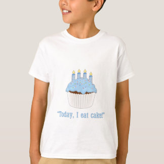 Ich esse Kuchen - Choco T-Shirt