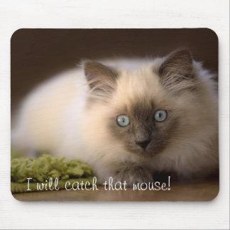 Ich fange diese Maus, Mausunterlage Mousepad