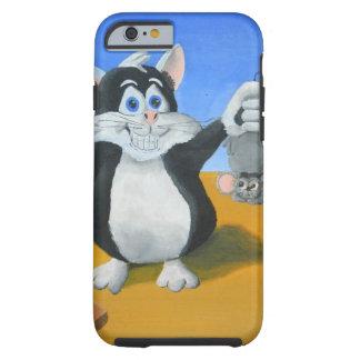 Ich fing eine Maus Tough iPhone 6 Hülle